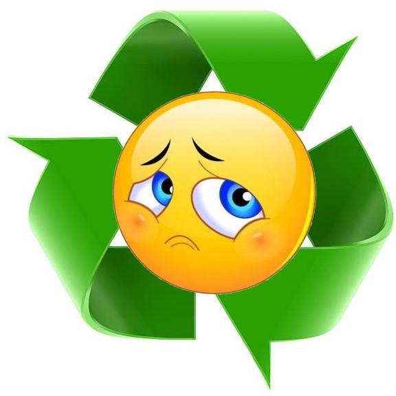 E a reciclagem, como fica?