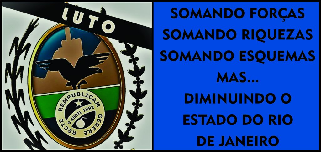 Estado Falido do Rio de Janeiro